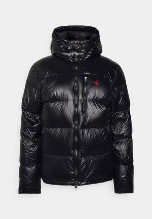 EL CAP INSULATED - Down jacket - black glossy