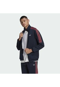 adidas Originals - SPRT 3-STRIPES TRACK TOP - Training jacket - blue - 2