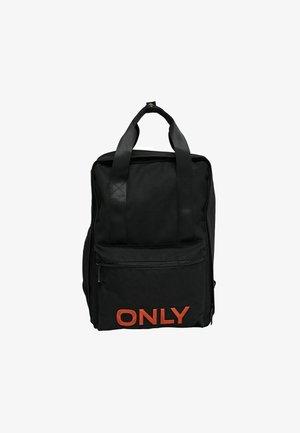 RUCKSACK LOGO - Backpack - black