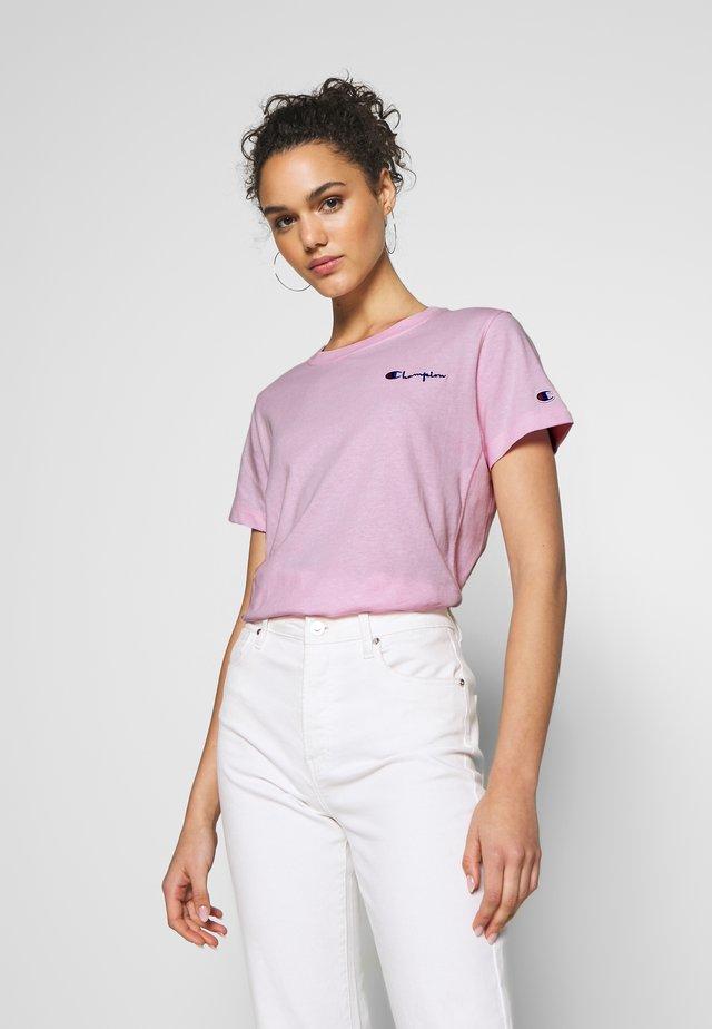 SMAL SCRIPT CREWNECK  - T-shirt print - bap