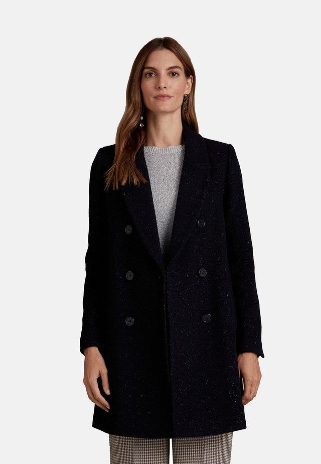 Cappotto corto - blu