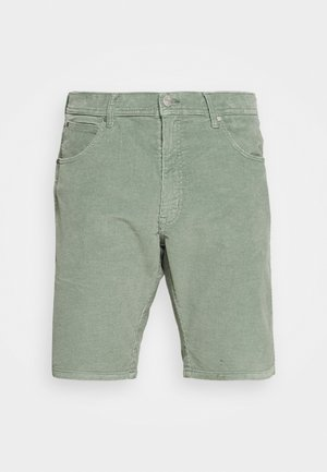 CORDUROY SHORTS - Shorts - wreath green