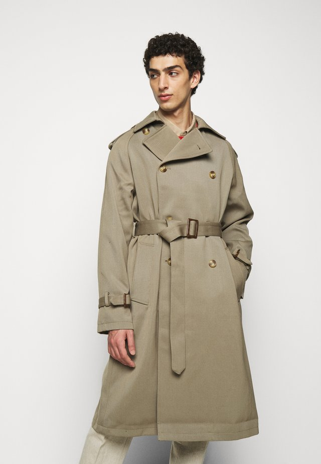 TERRIE - Trenchcoat - light khaki