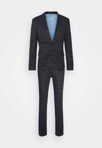 Lindbergh - CHECKED SUIT - Completo - black - 11