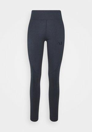 RULLE HIGH WAIST PANT - Onderbroek - marin
