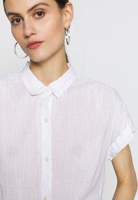GAP - DRAPEY  - Košile - optic white - 5