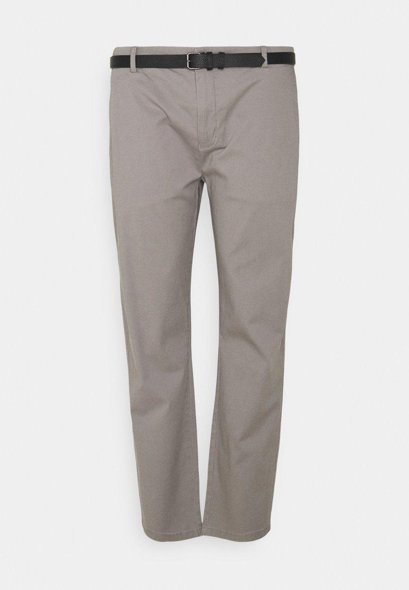 Jack´s Sportswear - SUPERFLEX PANTS - Chinos - grey