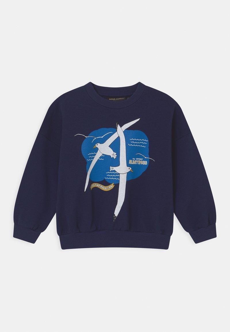 Mini Rodini - ALBATROSS UNISEX - Sweatshirt - navy