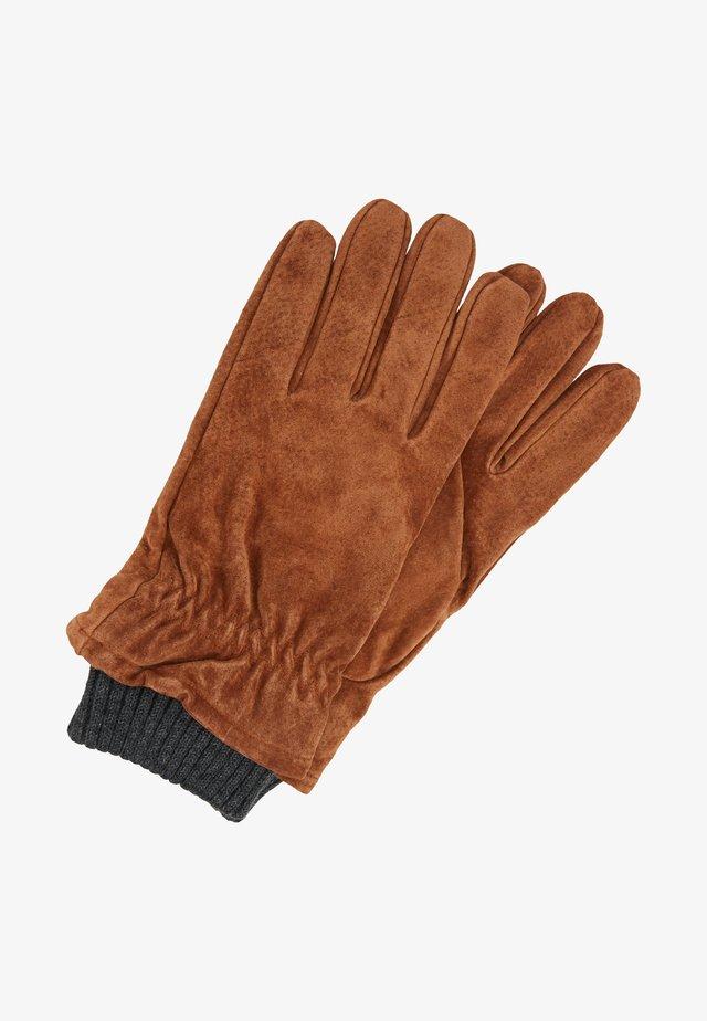 GLOVES - Gloves - tan