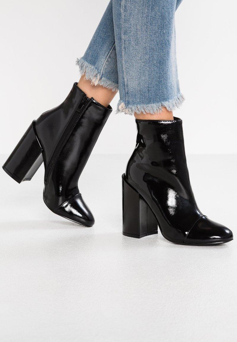 RAID - DOLLEY - Ankelboots med høye hæler - black