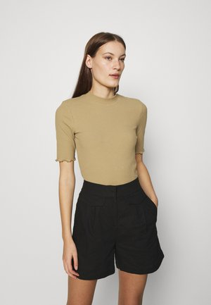 SLFANNA TEE - Basic T-shirt - kelp