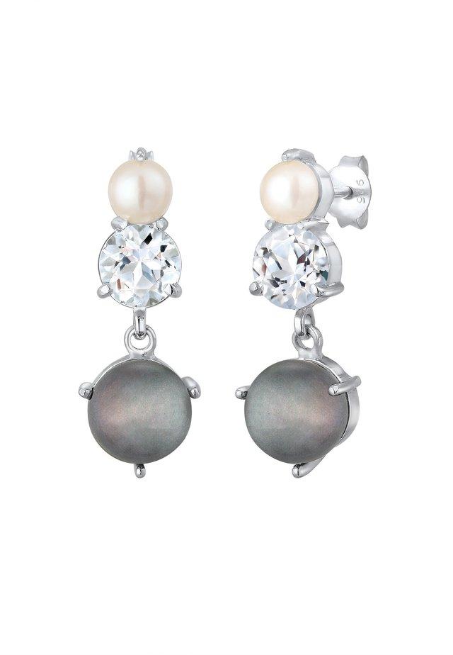 Orecchini - silver-coloured