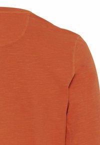 camel active - Long sleeved top - orange - 7