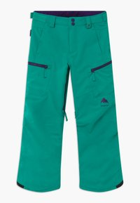Burton - ELITE CARGO - Snow pants - dynasty green - 0
