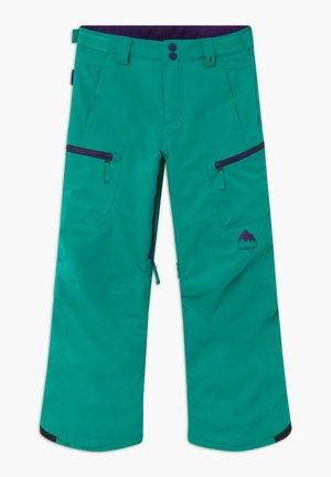 ELITE CARGO - Snow pants - dynasty green