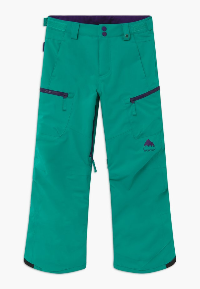 ELITE CARGO - Pantalon de ski - dynasty green