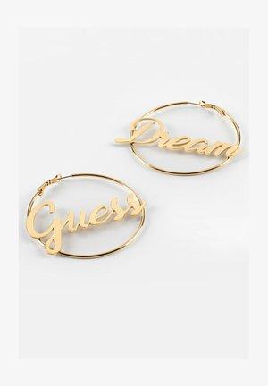 DREAM & LOVE - Oorbellen - goldenfarbe