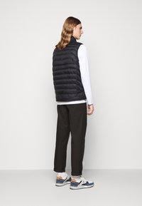 Polo Ralph Lauren - TERRA VEST - Waistcoat - black - 2