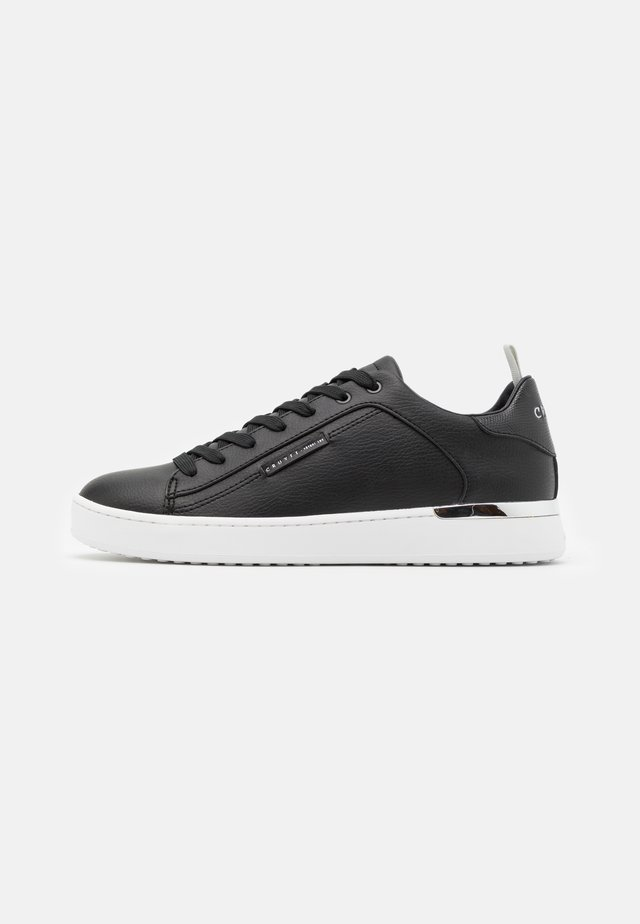 PATIO FUTBOL LUX - Sneakers laag - black