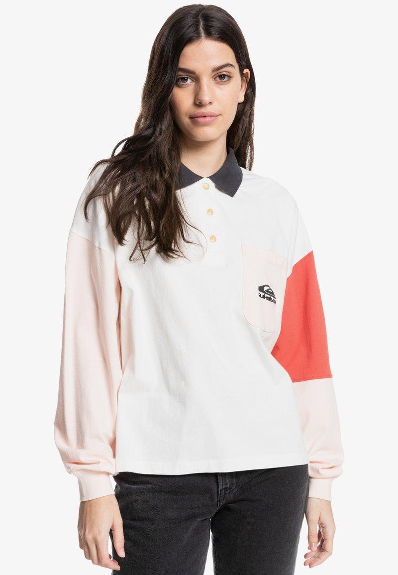 Quiksilver - Polo shirt - white