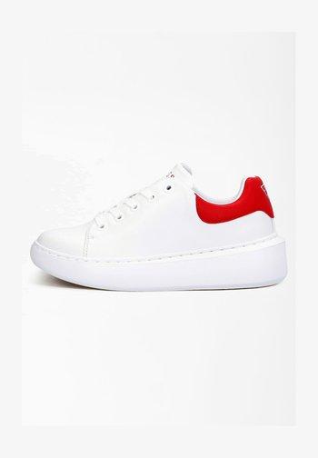 Zapatillas - weiß