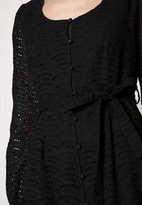 Cream - LOTTA DRESS - Day dress - pitch black - 4