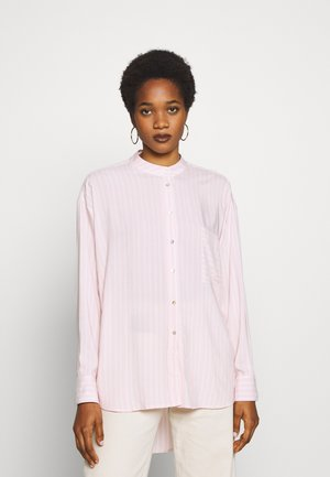 SHOOTER - Button-down blouse - light pink