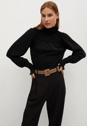 LIAM - Sweter - sort