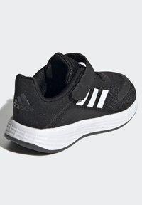 adidas Performance - DURAMO - Neutral running shoes - black - 3