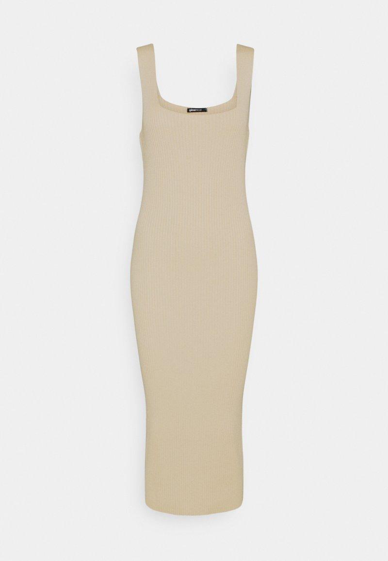 Gina Tricot - HARPER DRESS - Jumper dress - fog