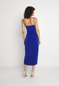 Trendyol - Jersey dress - royal blue - 6