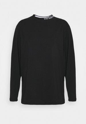 NEW ZUMU TEE - Långärmad tröja - black