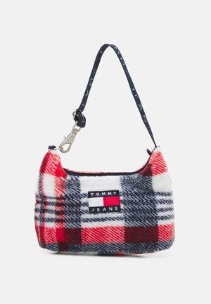 HERITAGE CHECK SHOULDER BAG - Handbag - multi-coloured