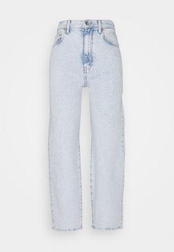 COMFY - Jeans straight leg - bleached lue