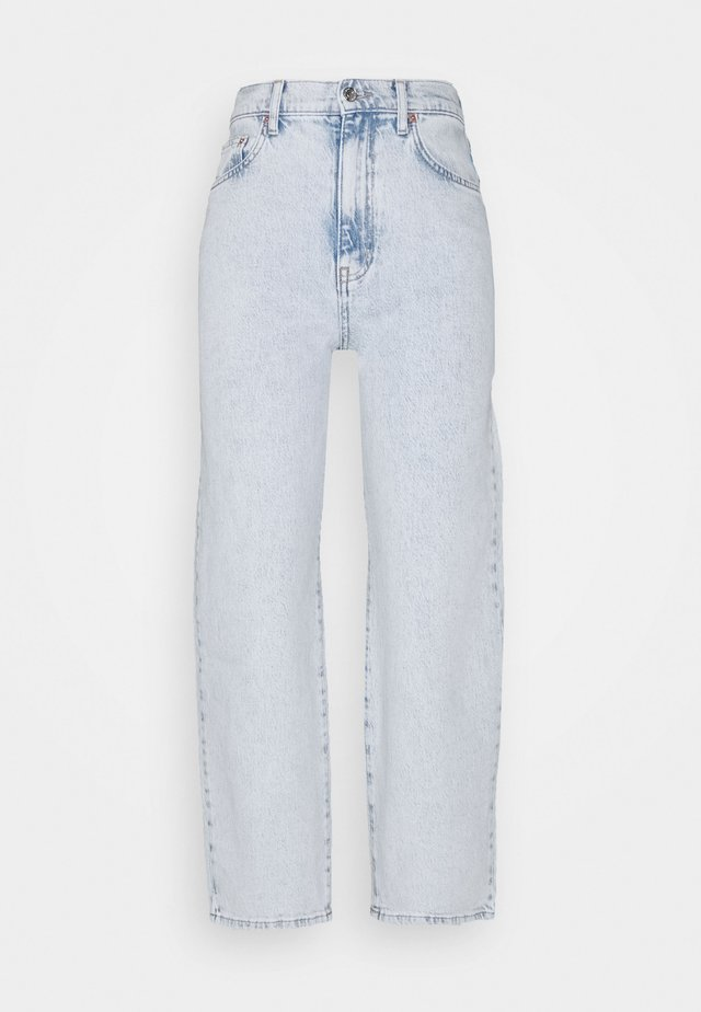 COMFY - Jeans baggy - bleached lue