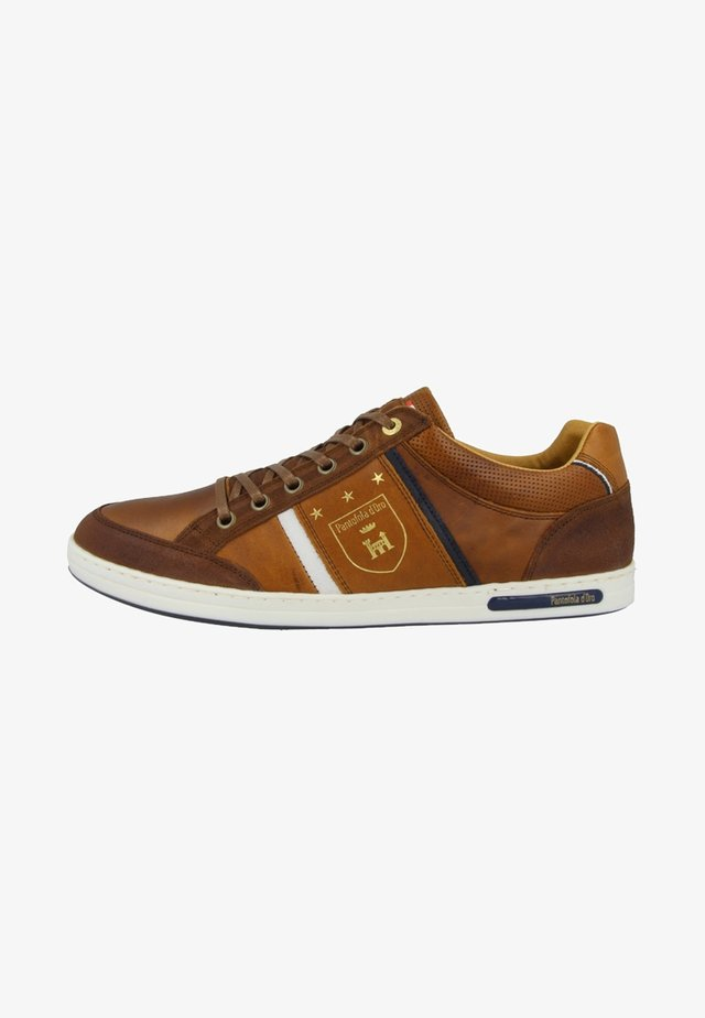 MONDOVI - Sneakers laag - brown