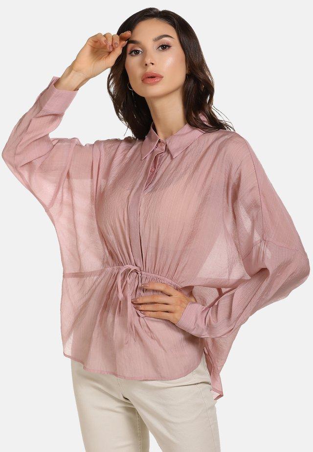 Bluzka - dark pink