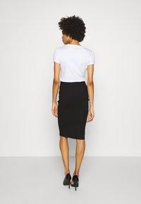 Guess - LULA  - Pencil skirt - jet black - 2