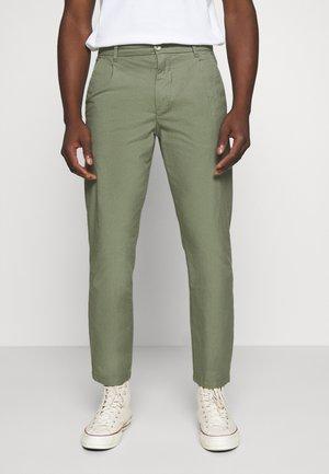 FARO  - Chino kalhoty - khaki