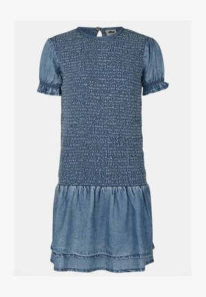 FABIANNA DRESS - Denim dress - blue