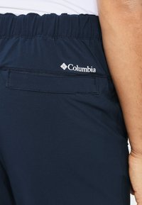 Columbia - LODGE™ WOVEN JOGGER - Tygbyxor - collegiate navy - 4