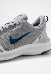 Nike Performance - FLEX EXPERIENCE RN  - Minimalist running shoes - atmosphere grey/blue force/off noir/platinum tint - 5