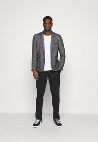 Only & Sons - ONSMATTI KING CASUAL - Blazer jacket - dark grey melange - 1