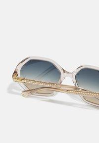 Chloé - SUNGLASS KID UNISEX - Sluneční brýle - nude/green - 2