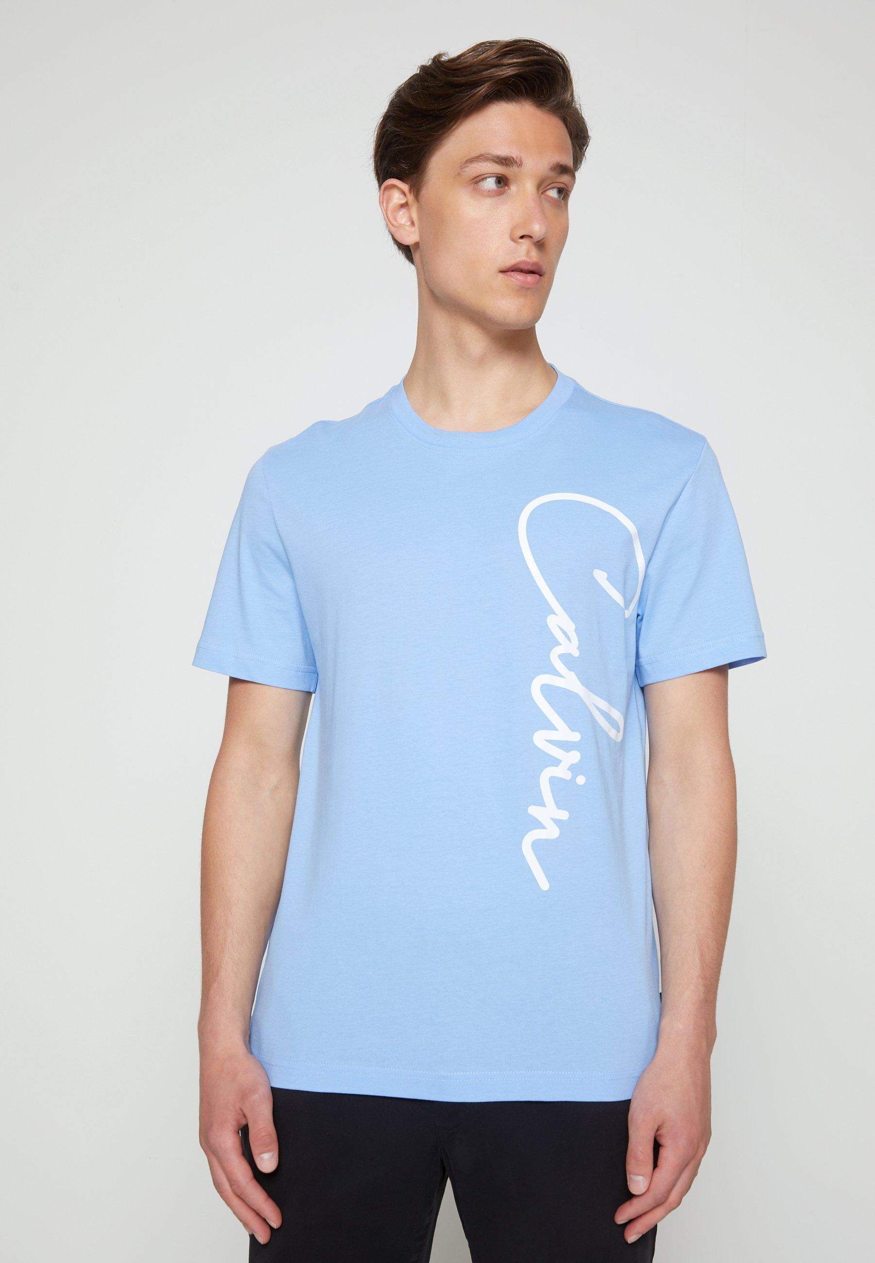 Men SUMMER SCRIPT LOGO - Print T-shirt