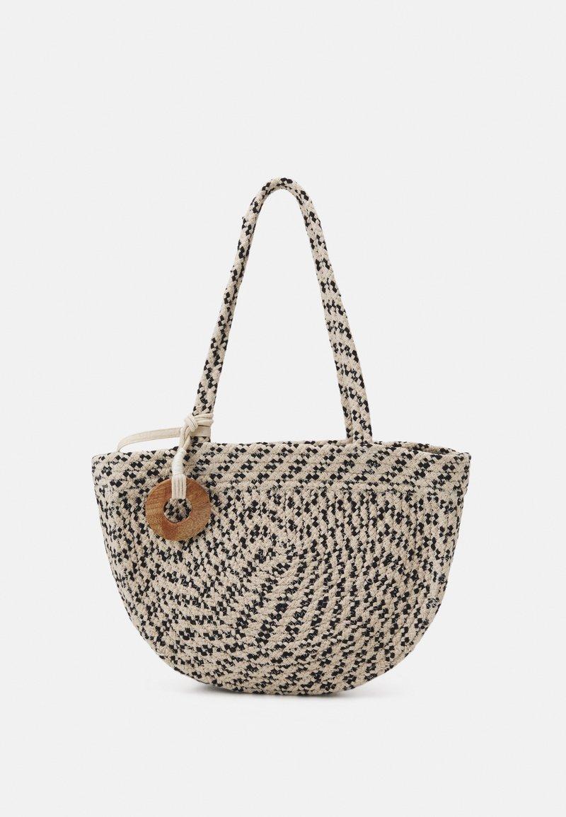 Marks & Spencer London - MOON ROPE BAG - Handbag - ecru