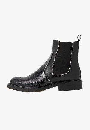 Bottines - black polo teneriffe
