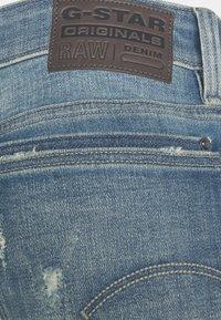 G-Star - LANCET SKINNY - Jeans Skinny Fit - vintage cool aqua - 6
