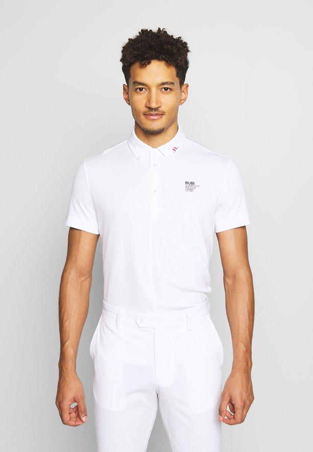 RUBI ARCHIVED - Polo - white