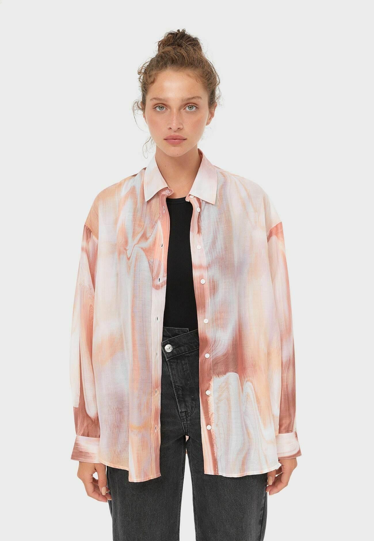 Donna FLIESSENDES - Camicia